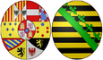 Arms of Maria Josepha of Saxony, Queen Consort of Spain.png