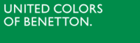 Logo de United Colors of Benetton.