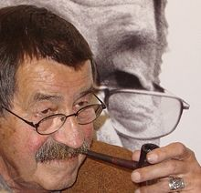 Günter Grass à Berlin en 2004