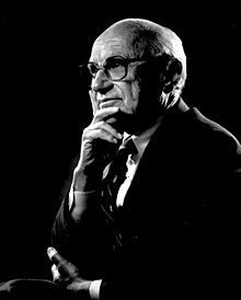 Image illustrative de l'article Milton Friedman