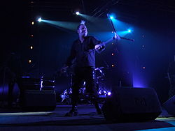 Discharge live in Rome 2006.jpg