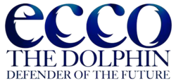 Ecco the Dolphin Defender of the Future logo.png