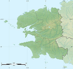 Finistere department relief location map.jpg