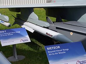 Image illustrative de l'article Meteor (missile)
