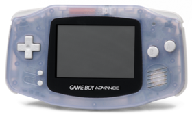 La Game Boy Advance originale