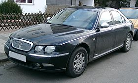 Rover 75 front 20080102.jpg