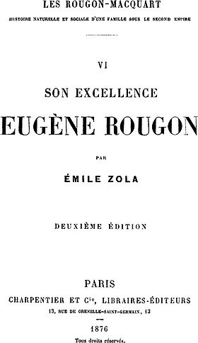 Illustration de Son Excellence Eugène Rougon